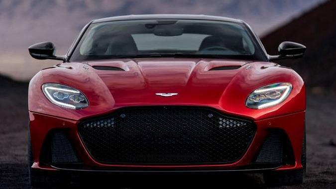 Aston Martin DBS Superleggera (2019) Exterior 002