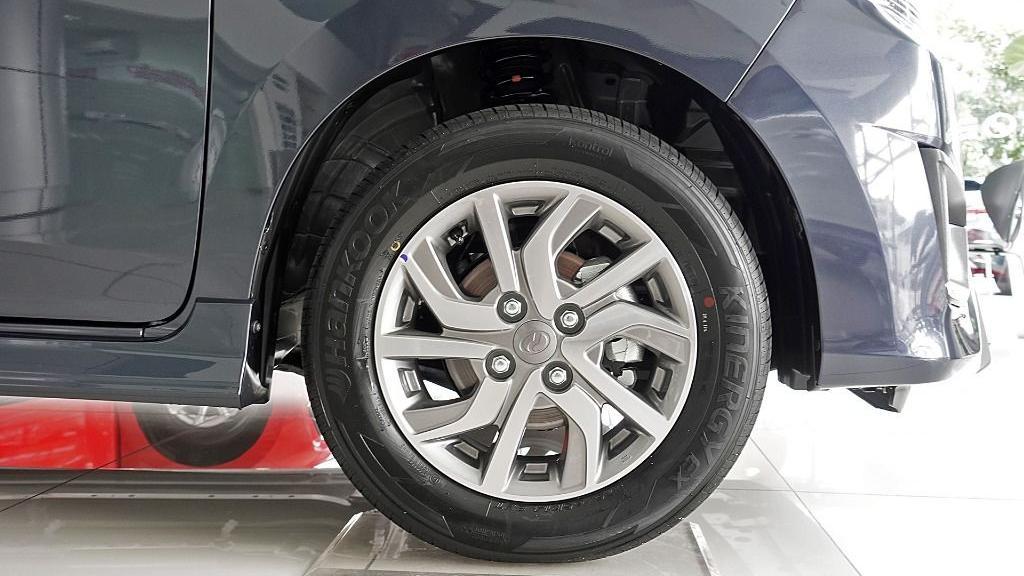 2018 Perodua Axia SE 1.0 AT Exterior 023