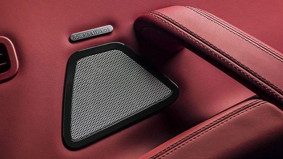 Maserati Quattroporte (2018) Interior 006