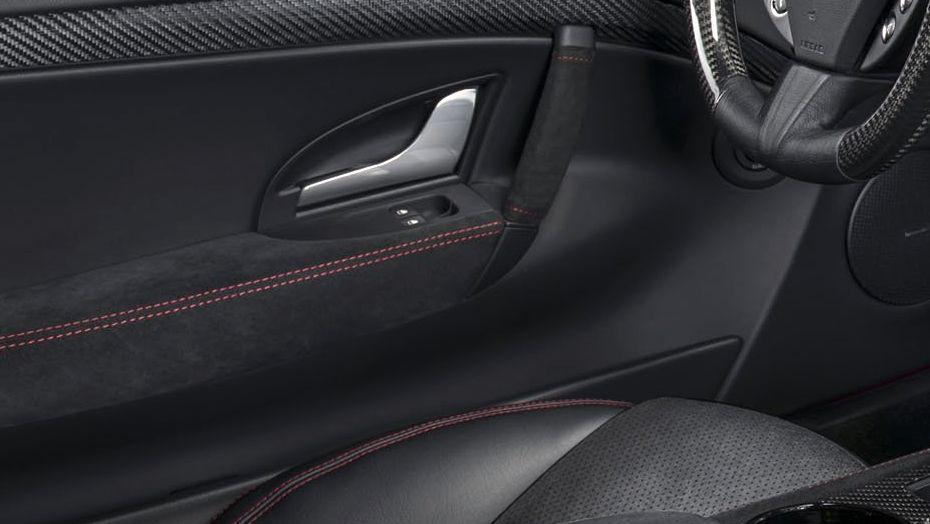 2018 Maserati GranTurismo GranTurismo MC Interior 006