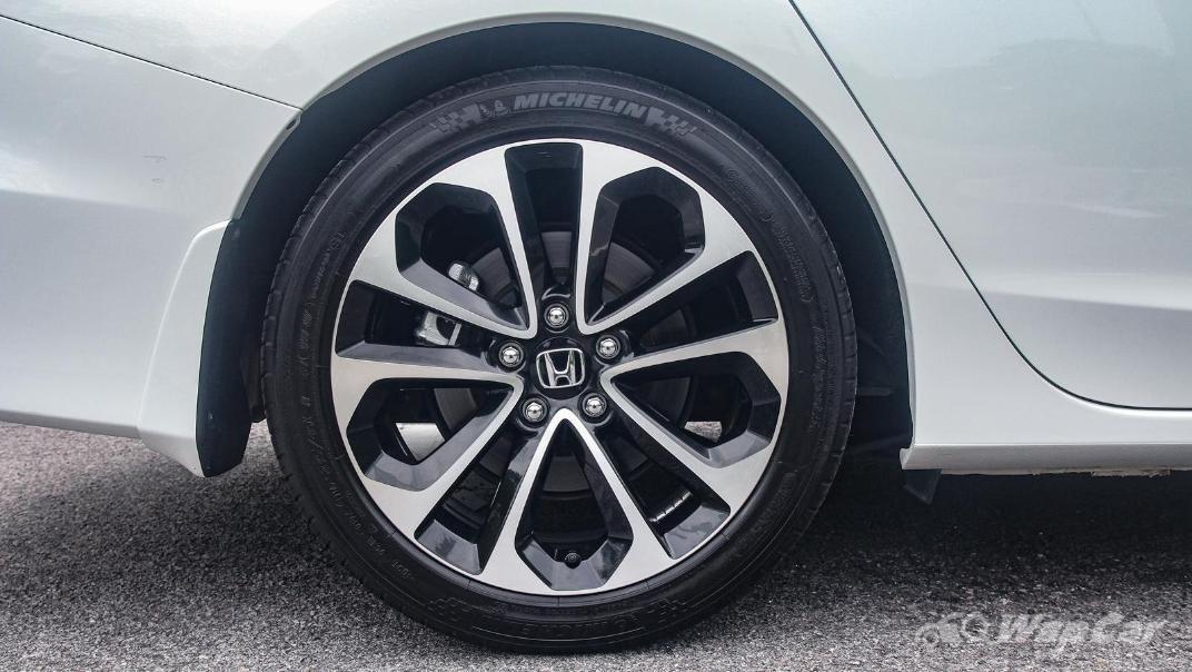 2018 Honda Accord 2.4 VTi-L Advance Exterior 062