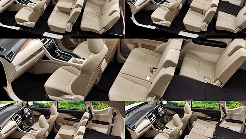 2020 Mitsubishi Xpander Upcoming Version Interior 008