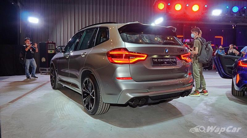 2020 F97 Bmw X3 M Competition Launched In Malaysia 510 Ps 600 Nm Rm 886k Wapcar