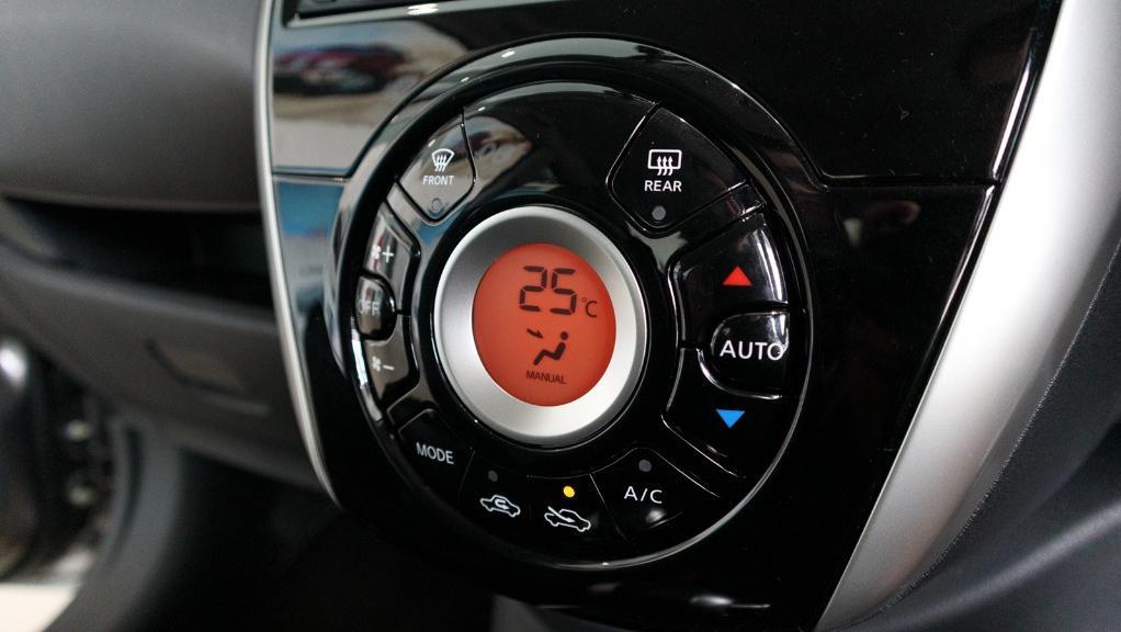 2018 Nissan Almera 1.5L VL AT Interior 012