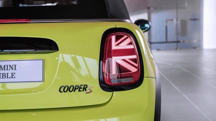 2021 MINI Convertible Cooper S Exterior 010