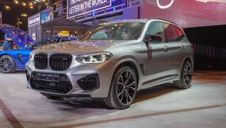 2020 BMW X3 M Competition Price, Reviews,Specs,Gallery In Malaysia | Wapcar