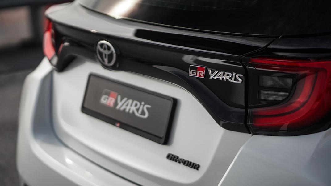 2021 Toyota GR Yaris Exterior 048