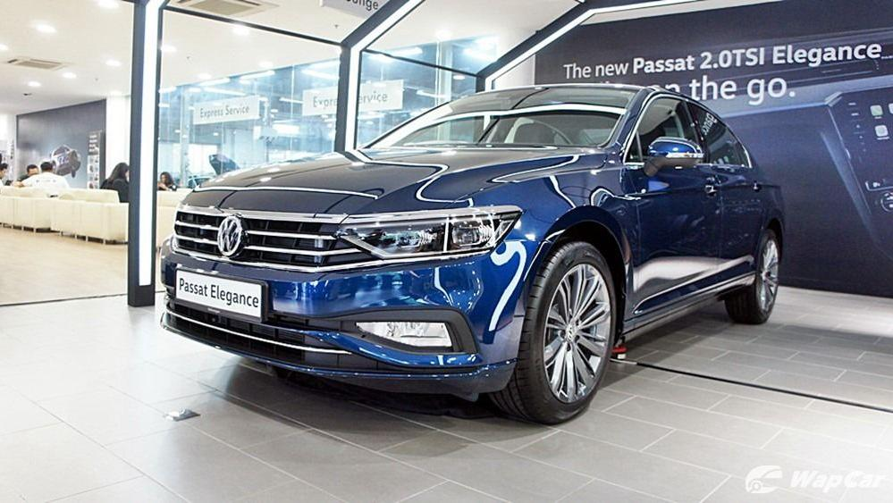 2020 Volkswagen Passat 2.0TSI Elegance Exterior 035