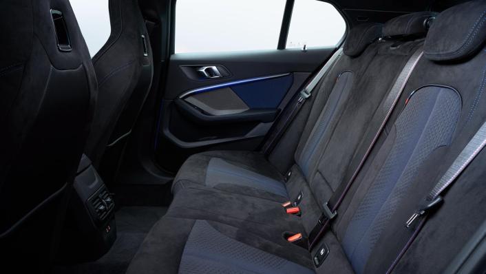 2020 BMW 1 Series M135i xDrive Interior 008