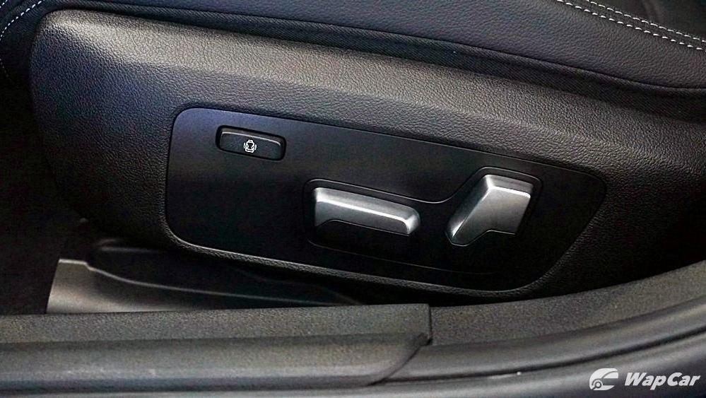 2020 BMW 3 Series 320i Sport Interior 174