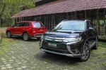 In Brief: Mitsubishi Outlander 2019, families should look this way