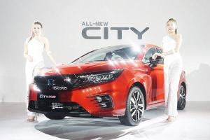 All-new 2020 Honda City (GN-series) launched in Malaysia, new engines, from RM 74k