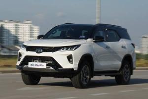Rebiu: Toyota Fortuner 2.8 VRZ 2021 – teringat pada Land Cruiser dan Mitsubishi Pajero lama!