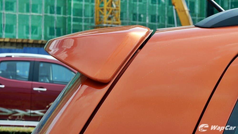 2019 Perodua Axia Style 1.0 AT Exterior 034