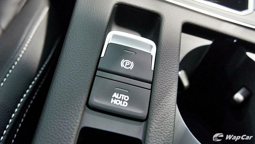 2020 Volkswagen Passat 2.0TSI Elegance Interior 113