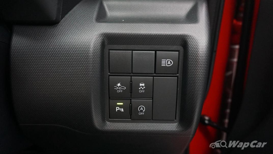 2021 Perodua Ativa 1.0L Turbo AV Interior 011