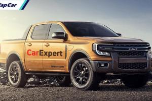 Ford Ranger serba baru: debut seawal tahun 2022, pembangunan kilang giat dijalankan