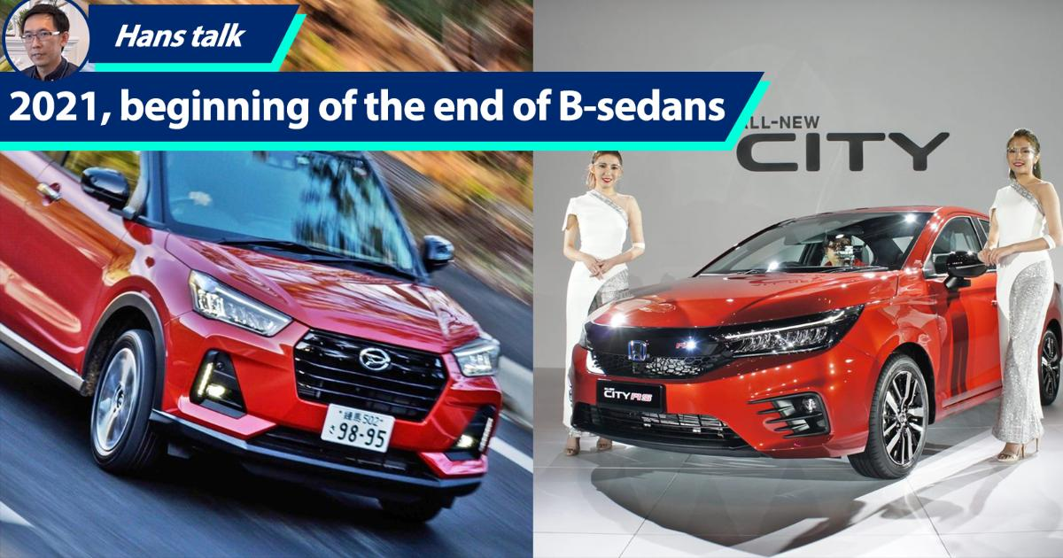 Perodua Ativa (D55L) to hit Toyota Vios/Honda City, not Proton X50 the hardest 01