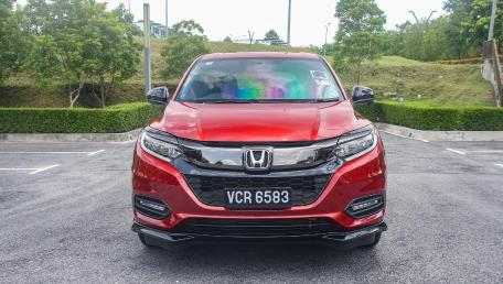 2019 Honda HR-V 1.8 RS Price, Reviews,Specs,Gallery In Malaysia | Wapcar
