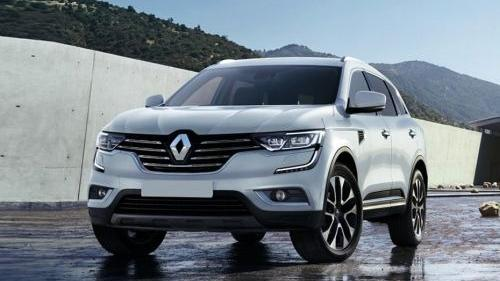 Renault Koleos (2019) Exterior 001
