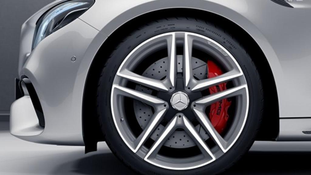 Mercedes-Benz AMG E-Class (2019) Exterior 018