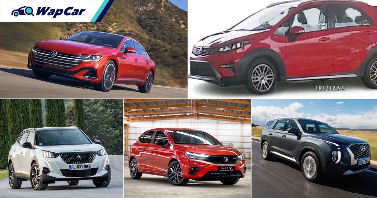 Senarai kereta yang akan dilancarkan di Malaysia separuh ke-2 2021 - Iriz Active, City Hatchback dan banyak lagi! 01