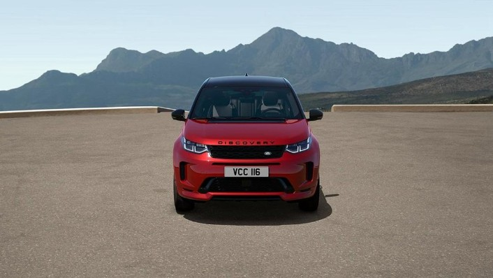 2020 Land Rover Discovery Sport Public Exterior 002