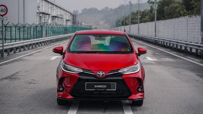 2021 Toyota Yaris 1.5G Exterior 009