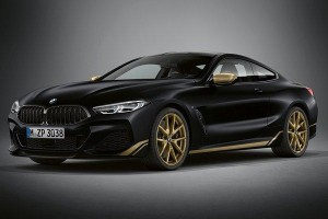 2020 BMW 8 Series gets a 'Golden Thunder' edition in Europe