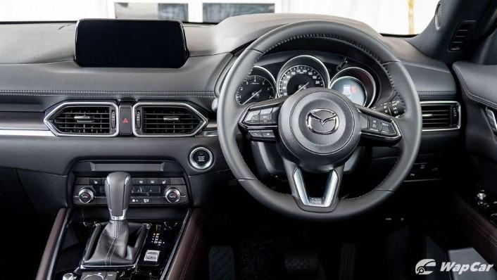 Mazda CX-8 Public (2019) Interior 002
