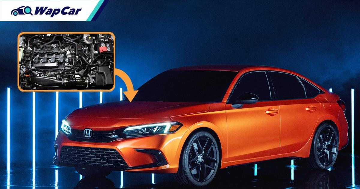 信息爆料:2022 Honda Civic FE将沿用1.5L VTEC Turbo引擎 01