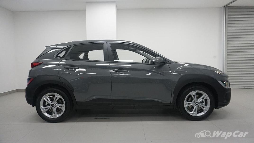 2021 Hyundai Kona 2.0 Standard Exterior 004