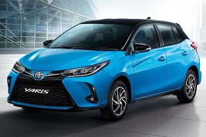 Toyota Yaris is Thailand's best-selling B-segment hatchback for Oct 2020