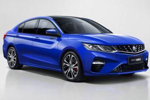 Rendered: Proton S50 C-segment saloon, Preve and Waja successor?