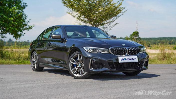 2020 BMW M3 M340i xDrive Exterior 003