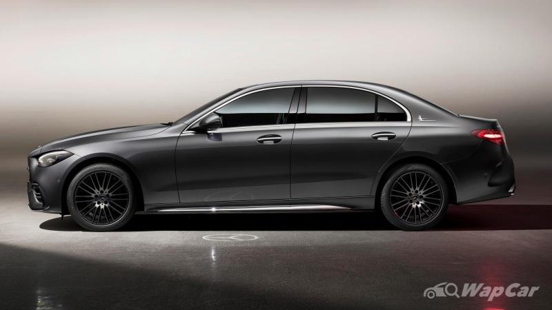 LWB 2021 Mercedes-Benz C-Class L unveiled; more luxurious than the BMW 330 Li 02