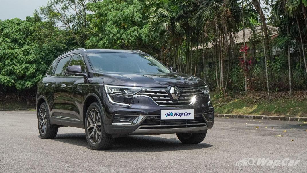 2020 Renault Koleos Signature Exterior 003