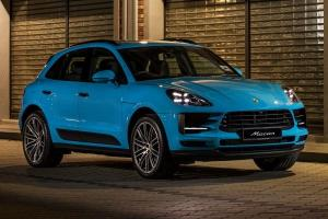 2020 Porsche Macan gets an update! Park Assist with Surround View, PASM, from RM 439k