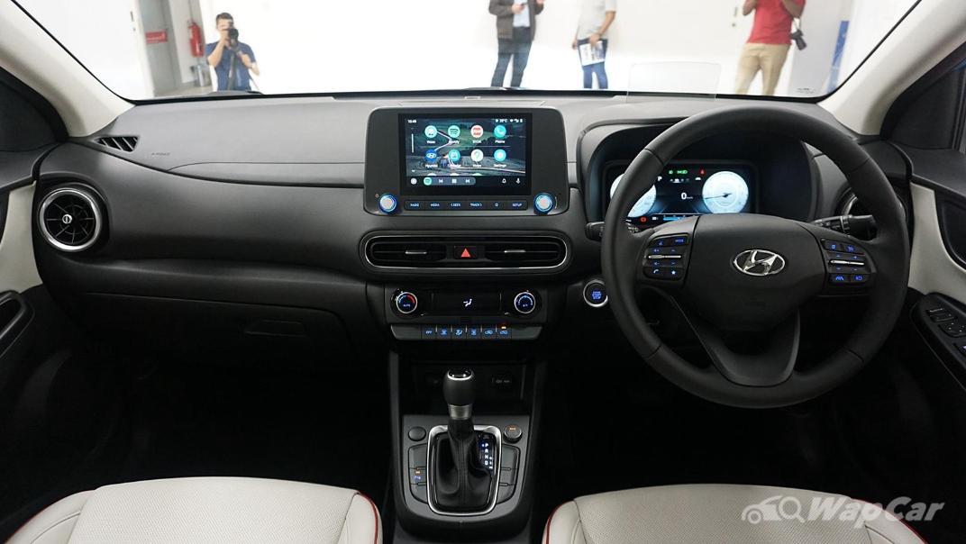 2021 Hyundai Kona 2.0 Active Interior 003