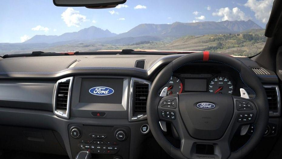 Ford Ranger (2019) Interior 001