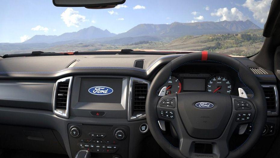 Ford Ranger (2019) Interior 001
