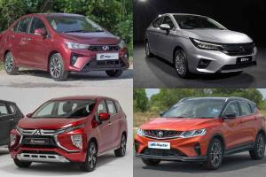Top Rank: 15 most important Malaysian car launches of 2020 - Honda City, Proton X50, and more!