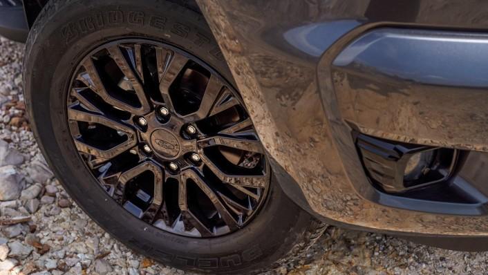 2020 Ford Ranger FX4 Exterior 010