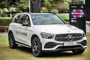 New Mercedes-Benz GLC facelift vs old GLC, so what's new?