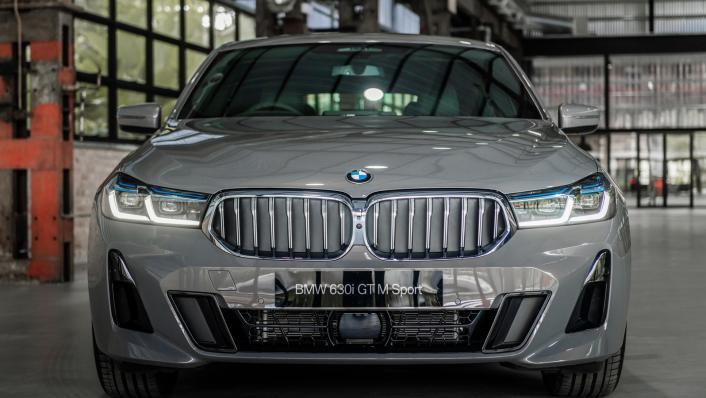 2021 BMW 6 Series GT 630i M Sport Exterior 006