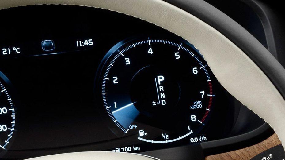 Volvo S90 (2018) Interior 004