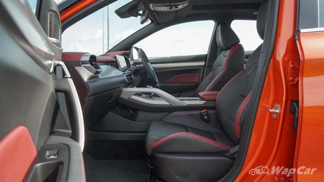 2020 Proton X50 1.5T  Flagship Interior 058