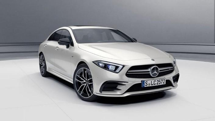 Mercedes-Benz AMG CLS (2019) Exterior 001
