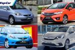 Semua generasi Honda Jazz dalam masa 20 tahun – Ini kegemaran kami