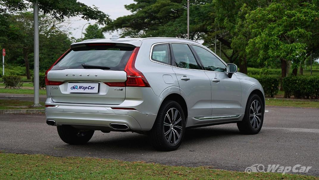 2020 Volvo XC60 T8 Twin Engine Inscription Plus Exterior 005